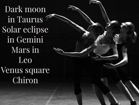 Horoscope for the week of 6.7 - 6.13 || inner self speaks through solar eclipse in Gemini