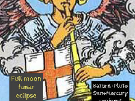 How this weekend will affect your sign || Eclipse in Cancer, Uranus direct, Saturn-Pluto