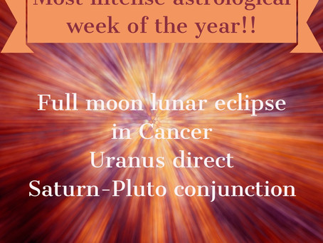 Horoscope for the week of 1.6 - 1.12 || this is it folks!!
