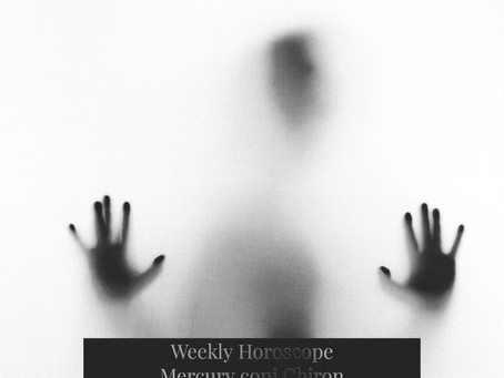 Horoscope for the week of 4.13 - 4.19 || Mercury and Chiron connect, Sun square Pluto & Jupiter