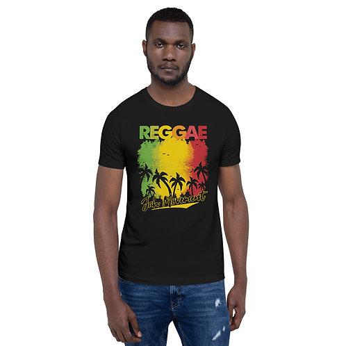 Island Reggae Short-Sleeve Men's T-Shirt