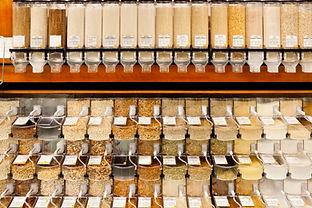 All Natural Bulk Food Dispensers