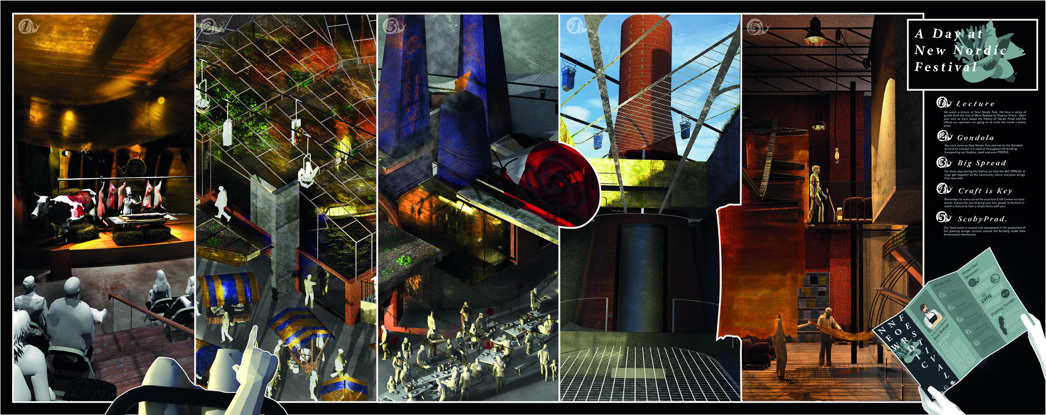 Render Collage