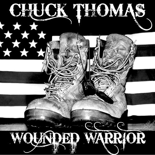 Wounded Warrior CD