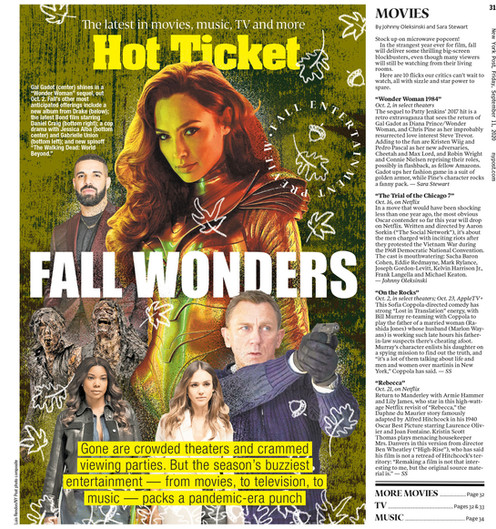 Fall Wonders