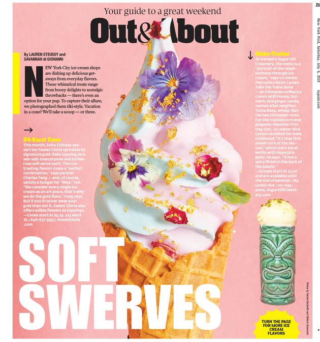 Soft Swerves