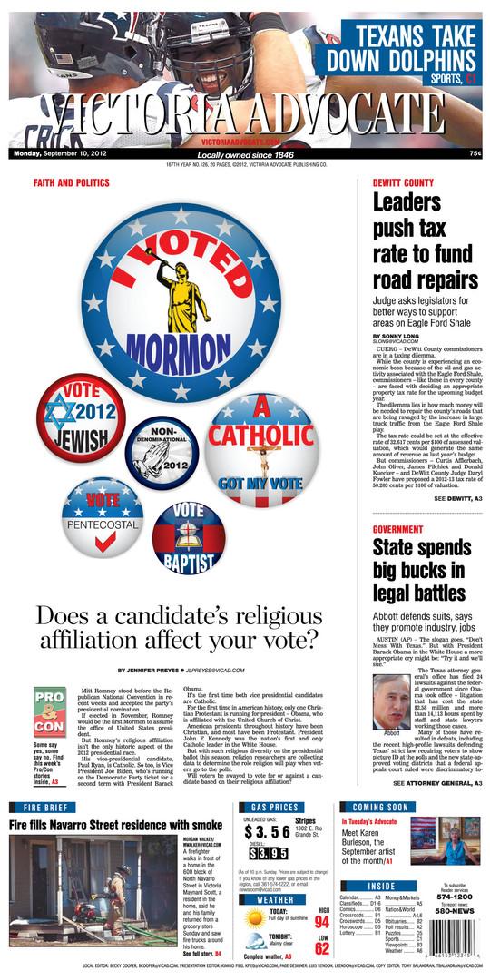 Religious Voters