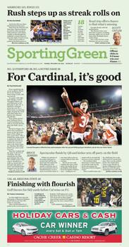 Cardinal wins