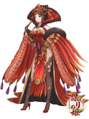 「謀りの姫」則天武后