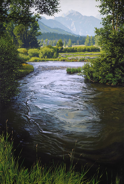 CoulterS-Bend in the Snake  36x24 880 pc