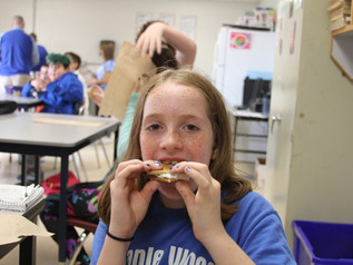 Fall Festival: Students Rewarded For Meeting School Expectations