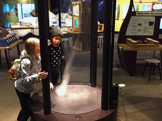 Sixth Grade Museum of Science Field Trip
