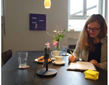 Ein Podcast über die Digitalisierung in der Architektur