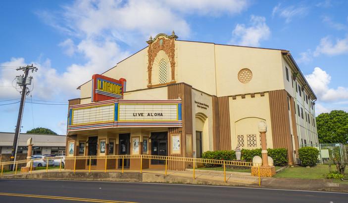 Lihue Theater Senior Apartments