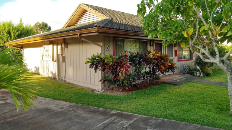 Lihue Garden Building