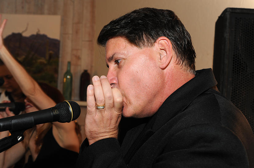 John Hartmann - Harmonica