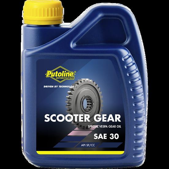SCOOTER GEAR OIL 30 500ML