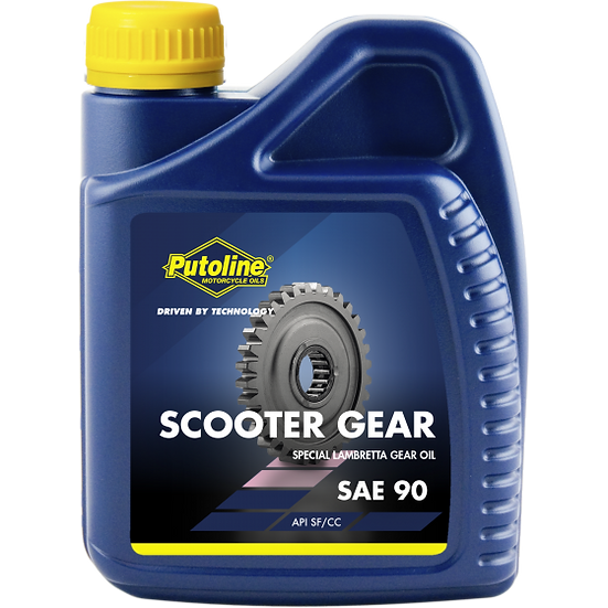 SCOOTER GEAR OIL 90 500ML