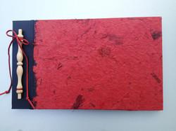 Handbound Guestbook