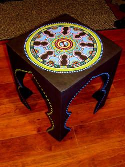 Paper Mache Table