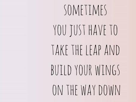Building my wings