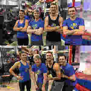 The OA Crew!
