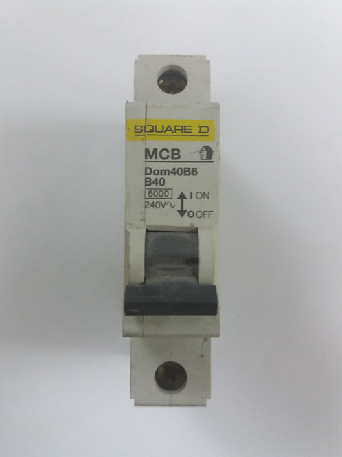 Square D Dom40B6
