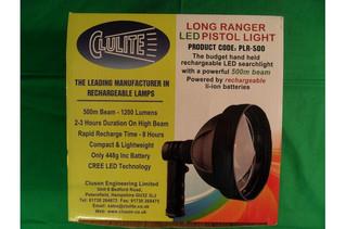 PRODUCT RECALL CLULITE Long Ranger LED Pistol Light