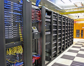 Server Room Data Management