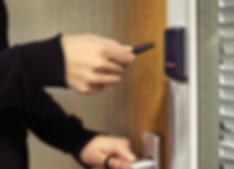 Keyfob access control