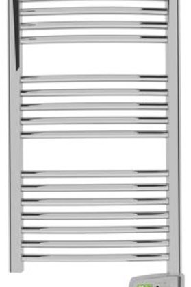 Rointe Kyros KTI030SEC2 300W Chrome Electric Towel Rail 900mm