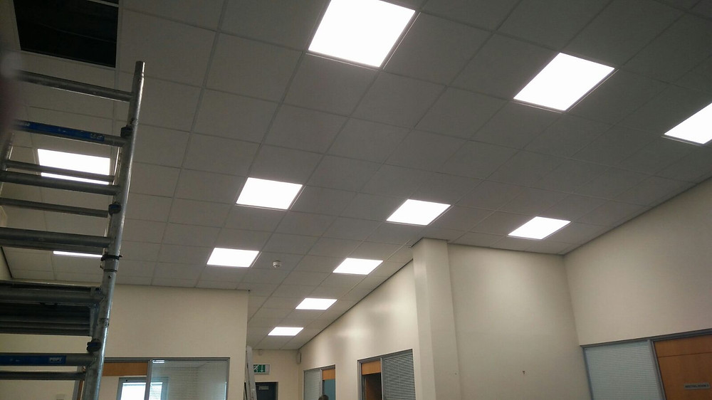 New LED Lighting panels
