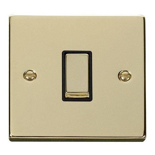 Click Deco VPBR425 1 Gang Intermediate 'Ingot' 10AX Switch