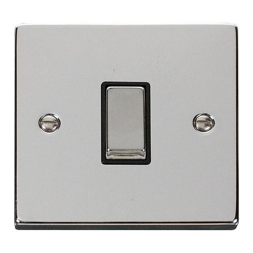 Click Deco VPCH411 1 Gang 2 Way 'Ingot' 10AX Switch