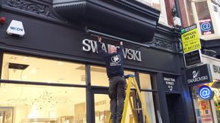 Swarovski Dublin Refurbishment