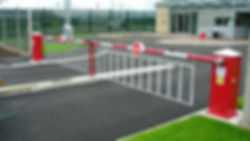 Barrier Installation