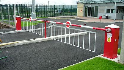 Barrier Installation