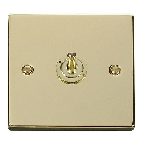 Click VPBR421 1 Gang 2 Way 10AX Toggle Switch
