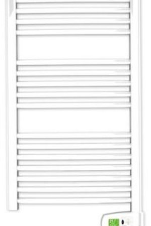Rointe Kyros KTI030SEB2 300W White Electric Towel Rail 900mm