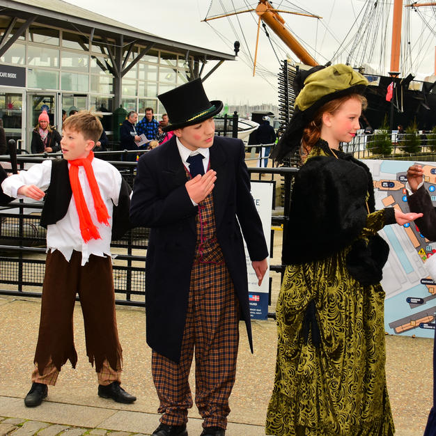 Victorian festival of Christmas 2017