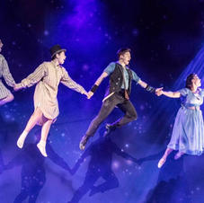 TYC Students in Peter Pan at the New Theatre Royal