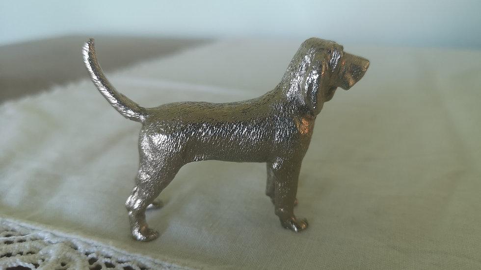 Small Bloodhound Figurine