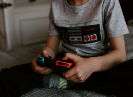 You can manage your child's access to video games