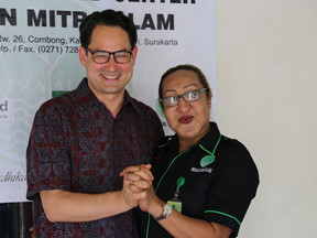 An app that puts the power of feedback into the hands of people living with HIV in Indonesia