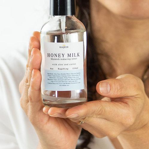 Honey Milk Toner