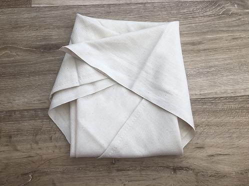 BrightBots 100% Cotton Birdseye Flat Nappies - Single