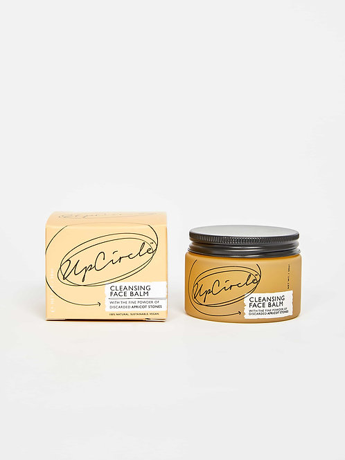 Face Cleansing Balm with Apricot Powder 30ml