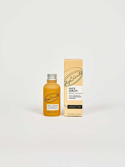 Hydrating Face Serum with Coffee Oil 30ml
