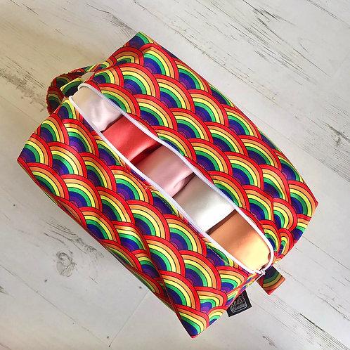 Rainbow Arch Boxy Wetbag