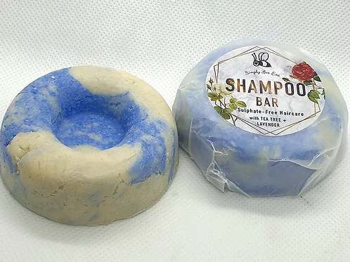 Gentle Shampoo Bar for all hair types